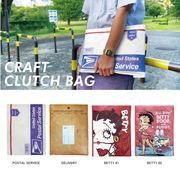 アメリカン雑貨 BETTY BOOP CRAFT CLUTCH BAG バック
