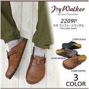 【joy walker】メンズサイズ サボ ソフトフットベッド- 3色
