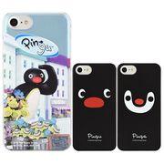 ピングー iPhone 8/7/6s/6対応ハードケース ピンガフェイス PG-58B