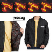 THRASHER BOMBER JACKET  17284