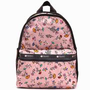 LeSportsac レスポートサック リュックサック BASIC BACKPACK SNOWDROPS