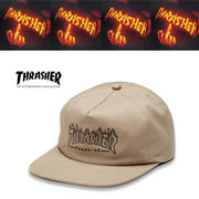 THRASHER WITCH SNAPBACK  17291