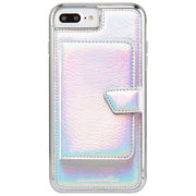 iPhone8 Plus/7 Plus/6s Plus/6 Plus Compact Mirror Case-Iridescent  CM036206