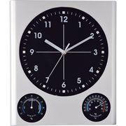 BIG掛時計(温湿度計付) SW-226