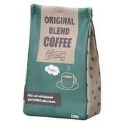 юコーヒー豆ポーチ