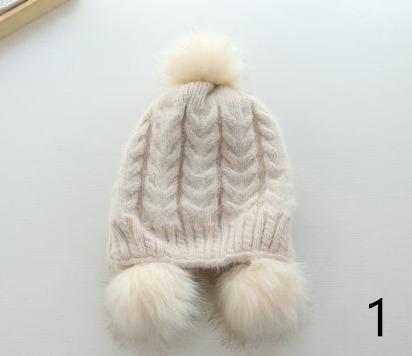 ニットキャップ秋冬新品★レディース 帽子★ニット帽子★ニットハット★ハットファション帽