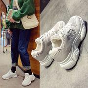韓国風 春 新しいデザイン 熏 靴 超人気 ネット レッド 古い ? 女 ラウンド 布