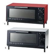 (キッチン)(電子レンジ/トースター)ツインバード オーブントースター (温調付) TS-4035