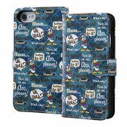 iPhone 8-7-6s-6 ディズニー 手帳型アート マグネット-ドナルドダック1