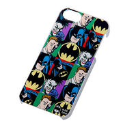 iPhone5/iPhone5s/【バットマン】スマホケースハードケース バットマン パターン
