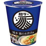【ケース売り】サッポロ一番 和ラー 博多 鶏の水炊き風