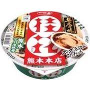 【ケース売り】サッポロ一番 名店の味 桂花 熊本マー油豚骨