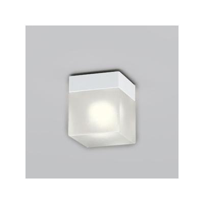 LEDバスルームライト 白熱灯40W相当 防湿型 壁面・天井面・傾斜面取付兼用 電球色タイプ