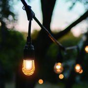 YAZAWA(ヤザワ)連結式LED装飾ランプコード 6灯 電球色相当 STRING06L