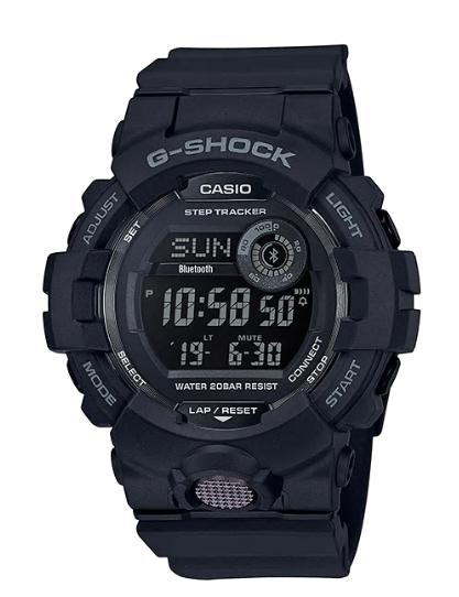 【特価】カシオ海外モデル G-SHOCK G-SQUAD GBD-800-1B