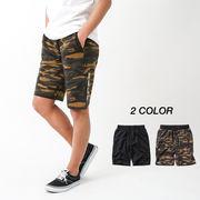 2019ss 春夏 メンズ ボトムス スウェットパンツ ハーフパンツ ショートパンツ ショーツ カモ柄 半ズボン