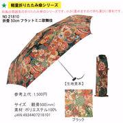軽量折りたたみ傘(フラットミニ歌舞伎)