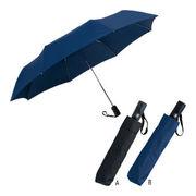 (傘)(機能傘/コンパクト傘)65cm安全式耐風式自動開閉傘 2014