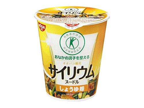 【ケース売り】サイリウムヌードル しょうゆ味