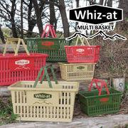 生活 雑貨 Whiz-at マーケットバスケット(S)/ (L) 2019新作