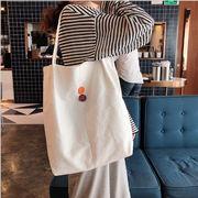 エコバッグ トートバッグ ショルダーバッグ  可愛い ファッション ins ハンドバック 韓国