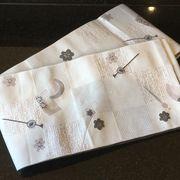 訳あり特価 アウトレット品 リバーシブル  半幅帯 半巾帯 小袋帯【日本製】iwkj794
