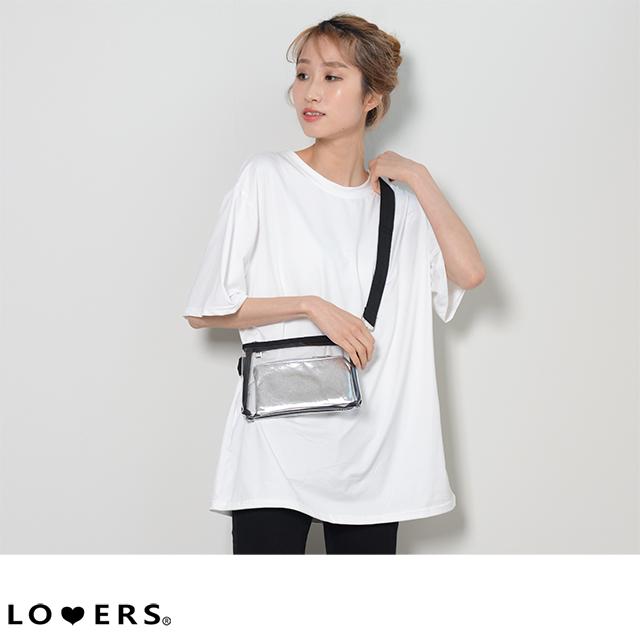BIGシルエットTシャツ ma 【即納】トップス Tシャツ カットソー ホワイト 大き目 オーバーサイズ
