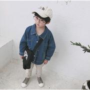 格安!キッズ★スプリングコート★子供服★デニムジャケット★男女兼用★80-130cm選択可