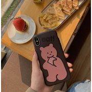 iphone11promax Xs MAX X XR Xsケース  熊保護ケース人気 SALE