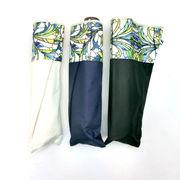 【晴雨兼用】【折りたたみ傘】高度な耐水性&UVカット率99%!フレアグラス切り継ぎ柄軽量丸ミニ折畳傘