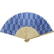 すす竹矢絣扇子 扇子袋セット