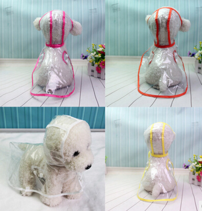 新作 ペット用品 犬 猫 ベッド ペット服 レインコート 防水
