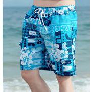 夏新作 メンズ 水着 水泳パンツ パンツ ビーチ 夏 涼しい カラフル