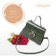 ショルダーバッグ ハンドバッグ財布サイフ レディース 韓国ファッションSL-3106