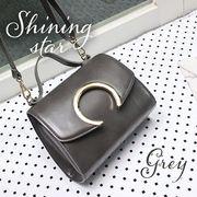 ショルダーバッグ ハンドバッグ財布サイフ レディース 韓国ファッションSL-3103