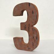 ナンバー3(L)