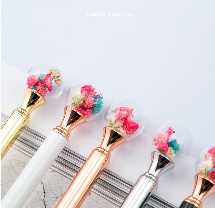 新発売◆ボールペン◆手作りキット ◆ハーバリウム◆ドライフラワー◆オイルなしタイプ◆文房具