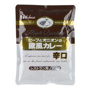【ケース売り】ビーフとオニオンの欧風カレー辛口