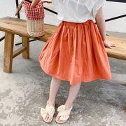 【韓国ファッション】 スカート 子供服 児童 キッズ 夏 韓国 ファッション