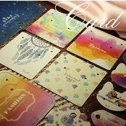 BLHW154731◆5000以上【送料無料】◆ディスプレイ用品・ピアス用・アクセサリー展示用カード
