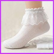 【クリックポスト対応】■即納■ フリル☆子供フォーマル靴下【3サイズ展開】5860136