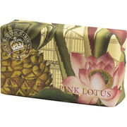 English Soap Company Luxury Shea Soaps シアソープ Pineapple & Pink Lotus