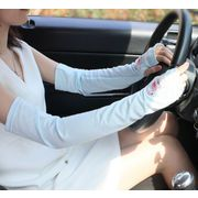 「雑貨」 生活用品 腕カバー 紫外線対策 運転用 日焼け止め 透湿