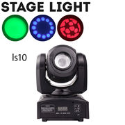 舞台照明 ムーヴィングヘッド ls10 LED コンセント式 DMX対応 GOBO パーティ イベント 演出 照明