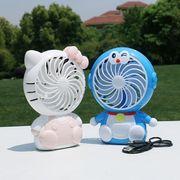 【夏ファッション新品】 USB充電用扇風機 ミニファン テーブルファン 携帯便利 アウトドア