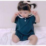 夏新品★ベビー向け★ロンパース★オールインワン★可愛い★子供服★赤ちゃん着★3色66-90
