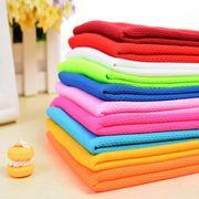冷却タオル 超冷感 クールタオル 速乾タオル 超吸水 軽量 熱中症対策