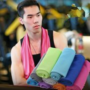 快適クールタオル  スポーツタオル  速乾 軽量 アウトドア 熱中症対策 抗菌防臭