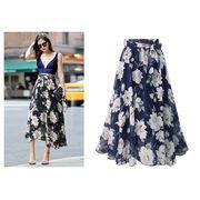 春夏新商品730803 大きいサイズ ドレス 婦人服 日韓風 スカート3L 4L 5L 6L