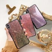 スマホケース ラメ iPhoneケース iPhone7 iPhone6 アイフォン8カバー